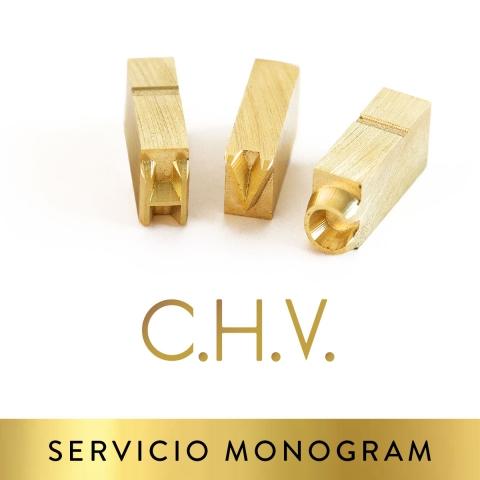 Servicio Monogram....