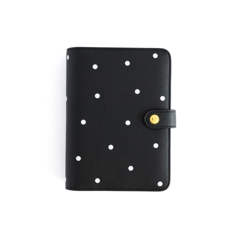 Planner personal. A6. Negro...