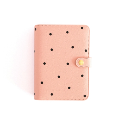Planner personal. A6. Rosa...