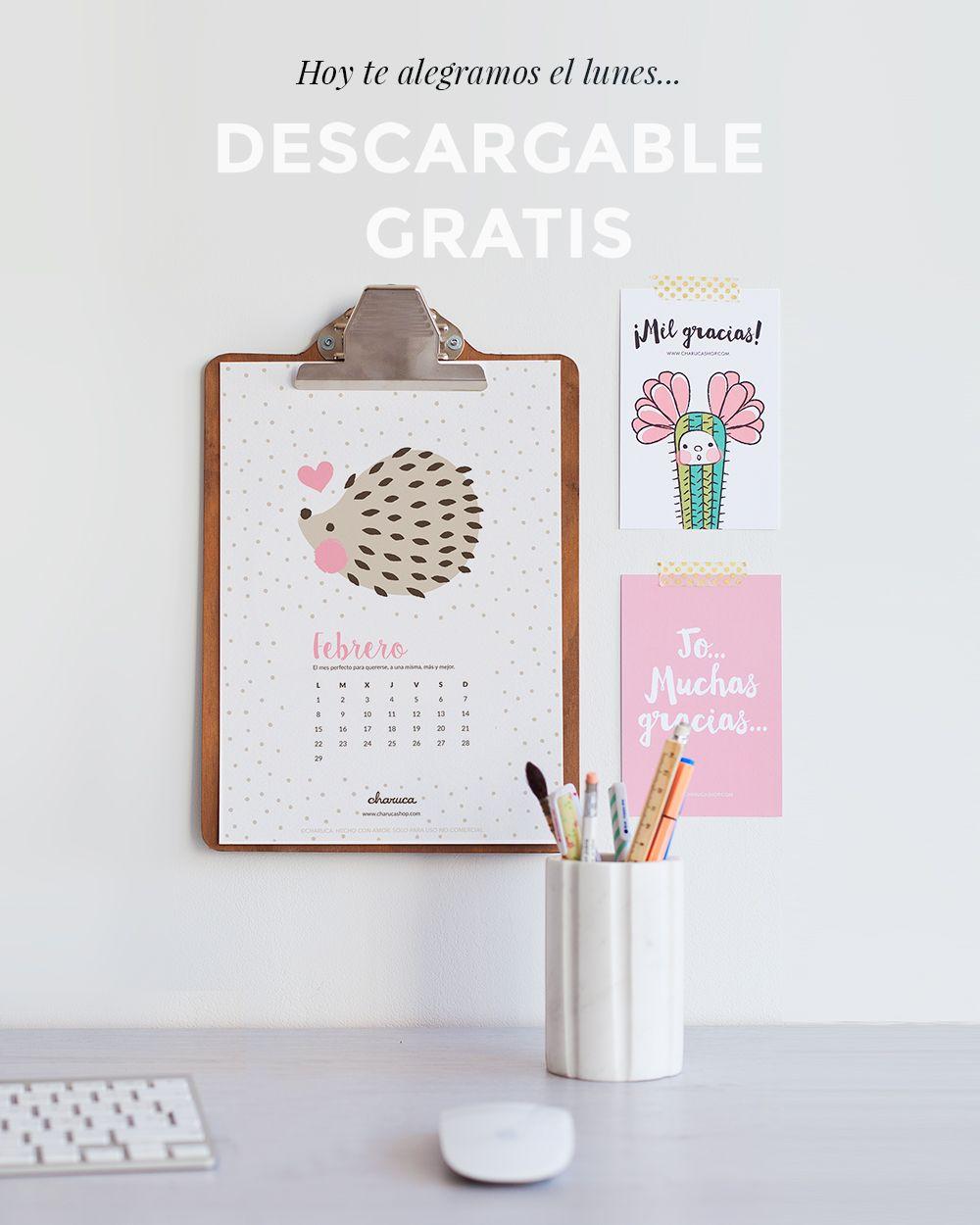 Pulsa sobre la imagen para descargar tu calendario.
